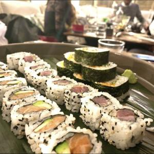 Food at Fusion Bar